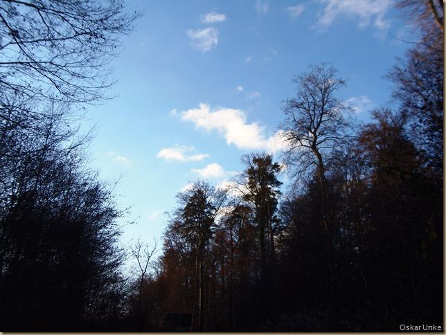 Himmel gestern