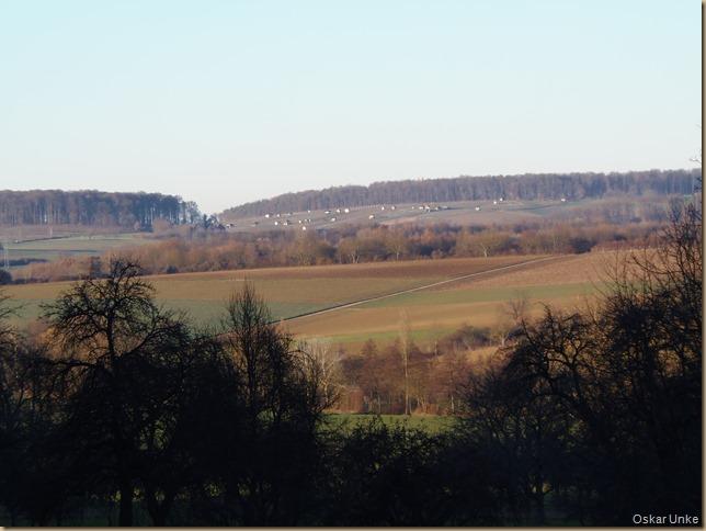 Blick nach Jöhlingen