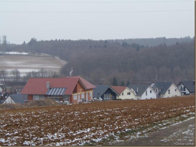 Neubaugebiet Dürrenbüchig