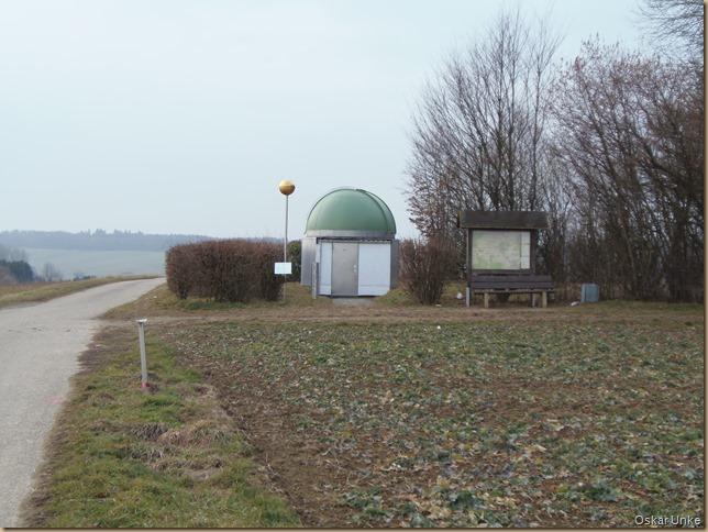Sternwarte Gondelsheim
