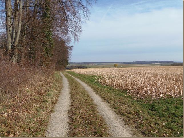Wanderung nach Obergrombach