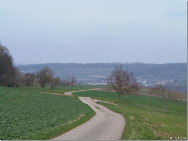 Weiter gehts nach Helmsheim
