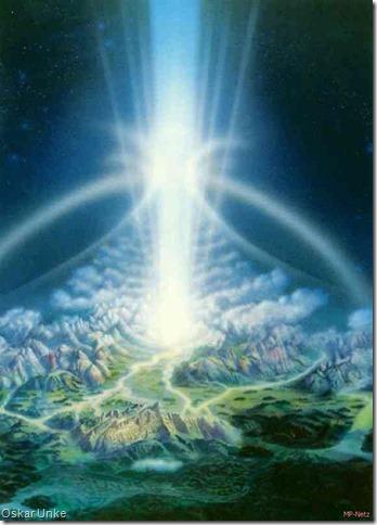 Energie der Weisheit und Erkenntnis