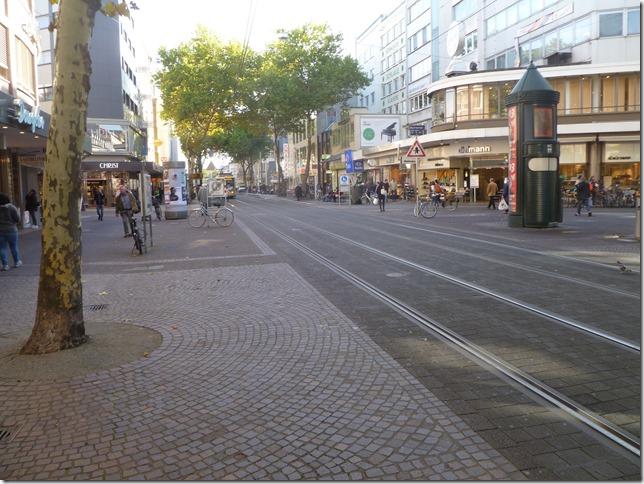 Karlsruhe Kaiserstrasse