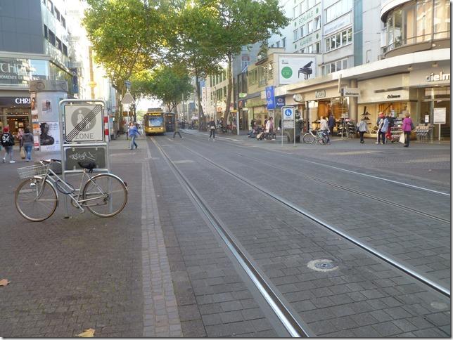 Strassenbahn Kaiserstrasse