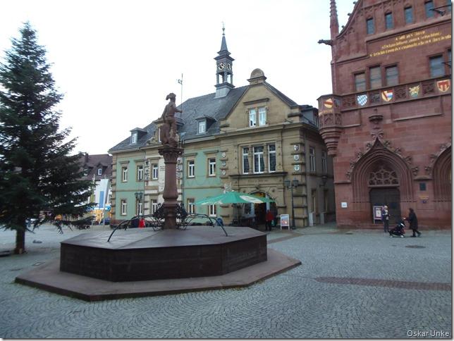 Brettener Marktplatz