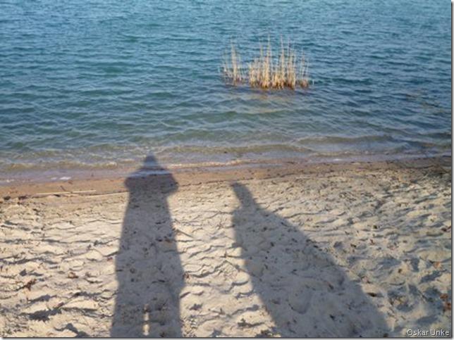Die Schatten werden wieder länger