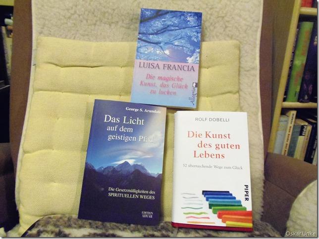 Bücher im Bunker