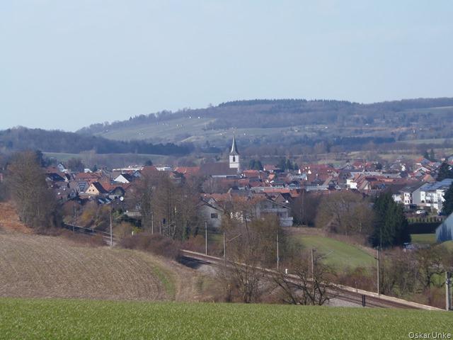 Wetter Walzbachtal Jöhlingen