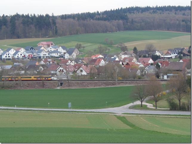 Dürrenbüchig mit Stadtbahn
