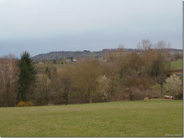 Obergrombacher Landschaft