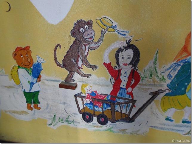 Zum Affen gemacht