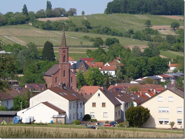 Kirche in Obergrombach
