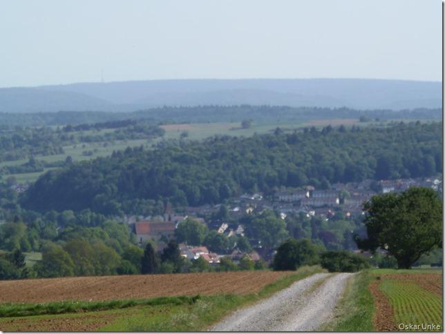 Runter nach Königsbach