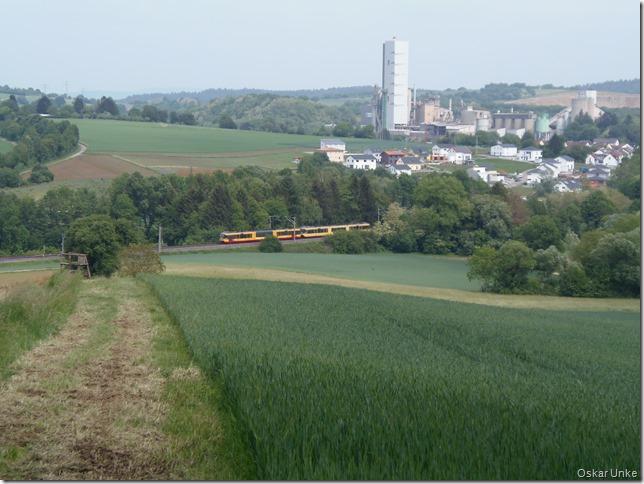 Stadtbahn nach Wössingen