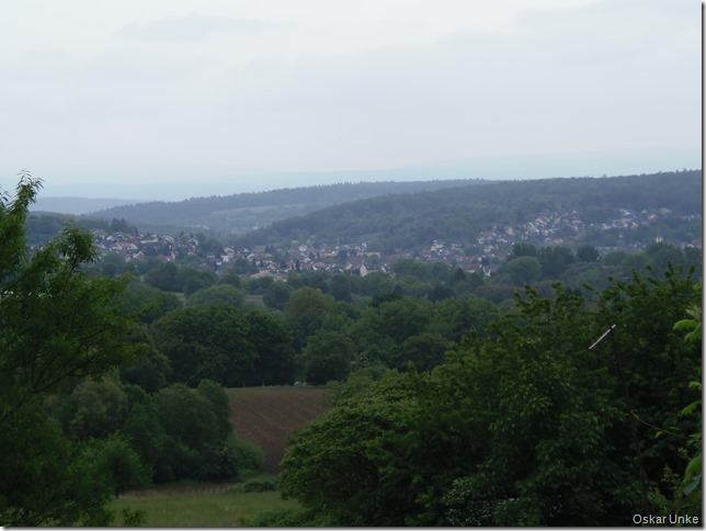 Blick nach Söllingen