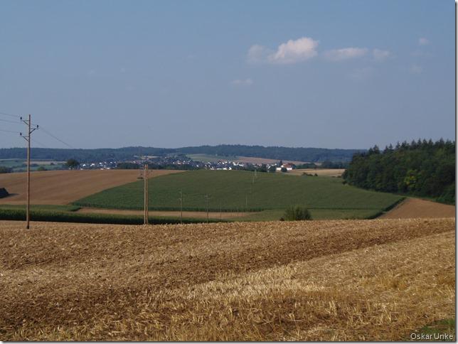 Blick in den Kraichgau