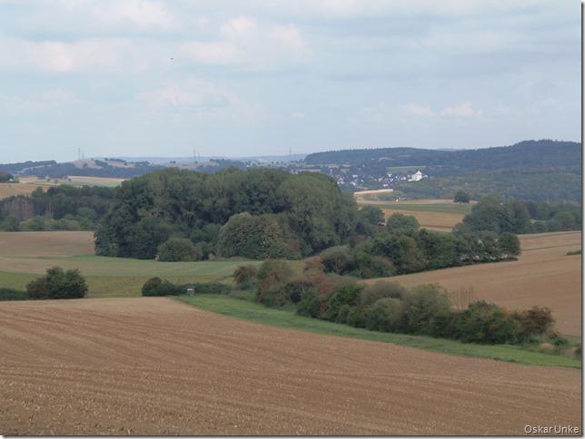 Blick in Richtung Neibsheim