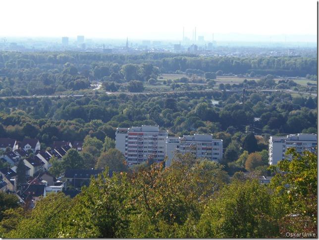 Blick über Grötzingen